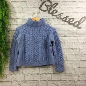 Paul James Wool Sweater.